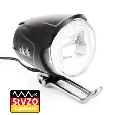 StVZO zugelassen LED Fahrradlicht vorne Dynamo Vorderlicht Fahrrad Beleuchtung