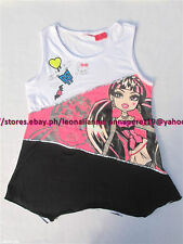 40% OFF MONSTER HIGH GIRLS TANK TOP - DRACULAURA X-LARGE 14/16 BNWT US$10.99
