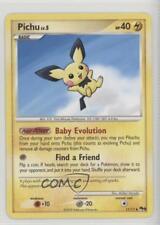 2009 Pokemon Organized Play Promotional Series 9 #11 Pichu Card 0dk