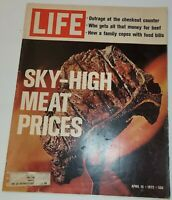 April 14, 1972 LIFE Magazine History 1970s Advertising ads add ad  FREE SHIP 4