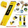 LCD Digital Electric PH Meter Tester Hydroponics Aquarium Water Test Pen Ni ey*