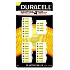 Duracell Hearing Aid Batteries, 28 Pack (size #10)