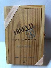 Arsenal by Gilles Cantuel for Woman Eau De Parfum Spray 3.4 oz In Wood Box