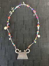 Riley Burnett Tribal Necklace