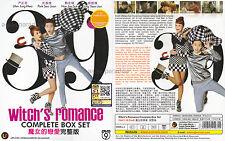 WITCH'S ROMANCE LOVE 마녀의 연애 魔女的恋爱 (1-16 End) 2014 Korean Drama DVD English Subs