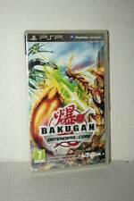 BAKUGAN DEFENDERS OF THE CORE GIOCO USATO SONY PSP EDIZIONE ITALIANA FR1 50380