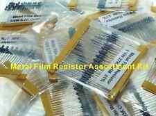 Metal Film Resistors 14w 1 1000 Piece Assortment
