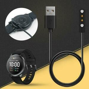 Magnetic Charging Adapter USB Charger Cable For Xiaomi Haylou Solar LS05 Watch
