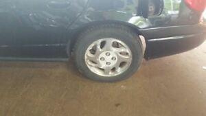 Trunk/Hatch/Tailgate 4 Door SL2 With Spoiler Fits 01-02 SATURN S SERIES 591748