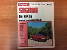Gregory's Sigma - GH Series Service & Repair Manual No189 - 1980/1981