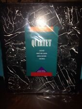 Quartet 4 Games in One Chinese Checkers Snakes Ladders Chess