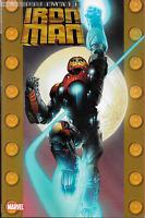 Ultimate Iron Man Vol 1 by Orson Scott Card & Andy Kubert 2006, TPB Marvel OOP
