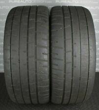 Pirelli P Zero Trofeo R Tyres 245/35ZR20 95 Y 4mm Treads No Repairs
