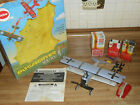 NICE VINTAGE COX DOGFIGHTER .049 ENGINE LINE CONTROL AIRPLANE W/ BOX & EXTRAS