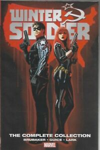 WINTER SOLDIER - THE COMPLETE COLLECTION Graphic Novel (S)