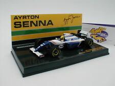 Minichamps 547940102 - Williams Renault FW16 Brazilian GP 94 Ayrton Senna 1:43
