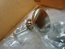 #30 Thirty GENUINE Jeffrey Alexander Brushed Satin Nickel Cabinet knobs 3910SN
