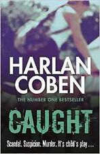 Caught by Harlan Coben - NEW Paperback