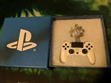 Sony - PlayStation - Exclusive - White Controller - Christmas Ornament - 2014