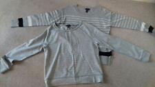 2x ladies long sleeve Gap tops size small