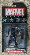 Marvel Infinite Series - Hawkeye 3.75 Inch Figure