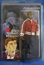 "Distinctive dummies I Was a Teenage Werewolf- Unwrapped 100% New 8"" Figure #9/60"