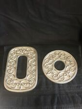 Southern Living at Home Ornate Iron Trivets