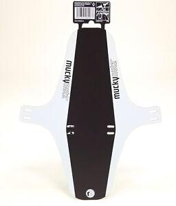 Mucky Nutz Face Fender XL White