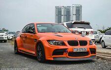BMW 3 E90 VRS WIDE BODY KIT