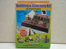 Woodland Scenics Scene A Rama Building & Structure Diorama Kit #SP4130