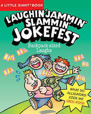 A Little Giant® Book: Laughin' Jammin' Slammin' Jokefest (Little Giant Book