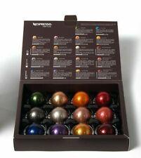 Nespresso Vertuo Vertuoline Welcome Variety Sampler Pack 12 Coffee Capsules Pods