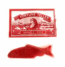 432 Fortune Teller Miracle Fish Fortune Telling Fish In Individual Envelopes