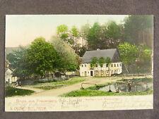 Gruss aus Frauenberg - Gasthaus zum Waldschloss / AK 69
