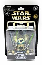 Disney Parks Star Wars STITCH as GENERAL GRIEVOUS Star Tours Figure 2011