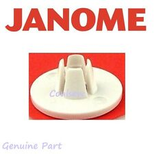 Janome Sewing Machine Thread Spool Holder Caps Cotton Stops Small Genuine