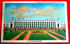 New Post Office Minneapolis Minnesota 1951 t3c