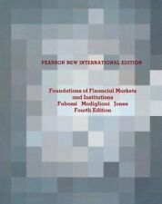 Foundations of Financial Markets and Institutions: Pearson New International Edition by Frank J. Jones, Franco P. Modigliani, Frank J. Fabozzi (Paperback, 2013)
