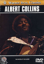 Albert Collins Learn to Play GIT Blues Jazz Guitar Lesson Music DVD