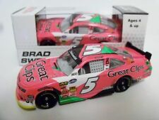 #5 BRAD SWEET 2013 Pink Great Clips Breast Cancer Awareness 1/64