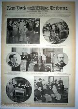 NEW YORK TRIBUNE Mar 23, 1902  Illustrated Supplement for Sunday Platinum Age