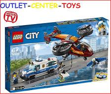 LEGO 60209 CITY POLIZIA AEREA: FURTO DI DIAMANTI OFFERTA