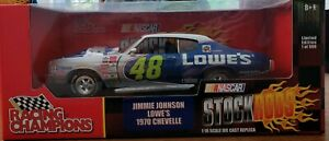 1/18 Jimmie Johnson Lowes 1970 Chevelle 1 of 999 NIB