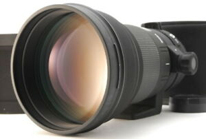 【 MINT 】 SIGMA APO 300mm F2.8 EX DG HSM Telephoto Lens For Nikon From JAPAN