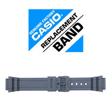 Casio 10452255 Genuine Factory Resin Band, Fits MRW-S300H-1B2 and others