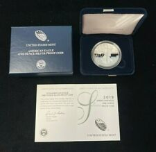 2019 West Point American Eagle One Ounce Silver Proof Coin! **FREE SHIPPING**