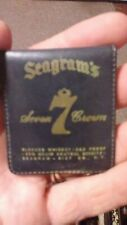 Seagrams 7 Sewing kit