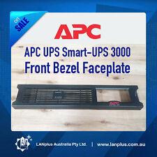 APC UPS Smart-UPS 3000 Front Bezel Faceplate Black Part stock in Mel