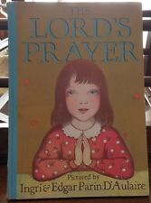 The Lords Prayer illustrated by Ingri & Edgar Parin D'Aulaire  1934