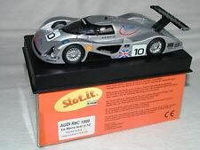1/32 Slot It CA01b/EU Scalextric - Audi R8C Test 24h Le Mans 1999 - Used